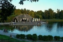 Britzer Garten 2013 Feuerlabytinth