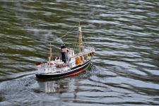 Britzer Garten 2015 Modellboote