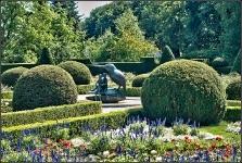 Britzer Garten 2015 Sommer