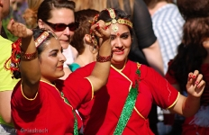 Karneval der Kulturen Berlin 2013 © Lutz Griesbach_120
