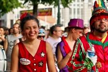 Karneval der Kulturen Berlin 2014 © Lutz Griesbach_249