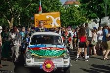 Karneval der Kulturen Berlin 2014 © Lutz Griesbach_456