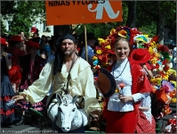 Karneval der Kulturen Berlin 2015 © Lutz Griesbach_136