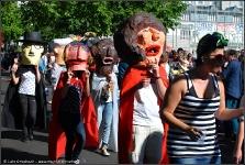 Karneval der Kulturen Berlin 2015 © Lutz Griesbach_476